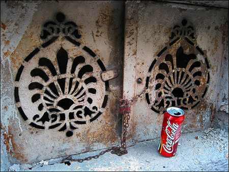 Rūsas noņēmējsPiemērsIrākā... Autors: chelioss Coca Cola pielietošana !!!