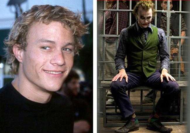Heath Ledger Batman The... Autors: dzelksnis Celebrity Movie Transformations