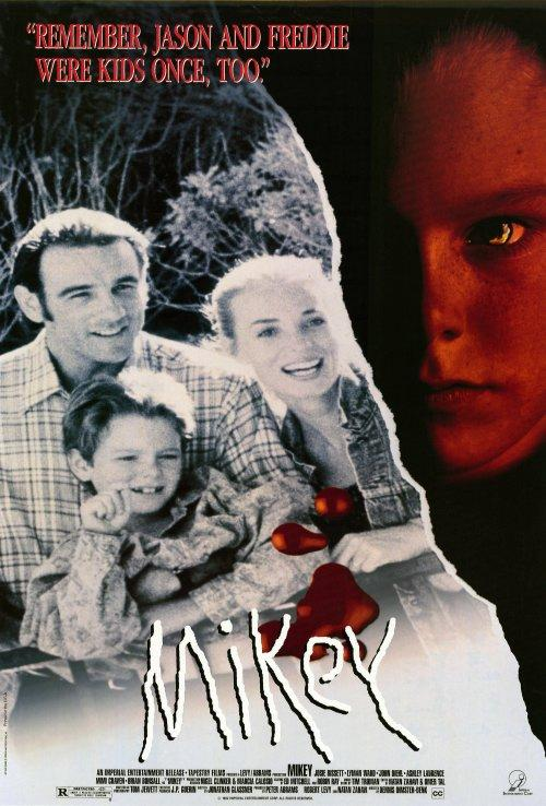 MikeyLaista klajā 1992 gadā... Autors: Moonwalker Filmas, kuras aizliedza