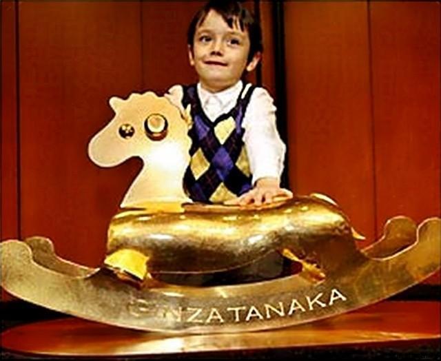 Juviliera Ginzas Tanakas... Autors: FiicHa Pasaulē dārgākās rotaļlietas