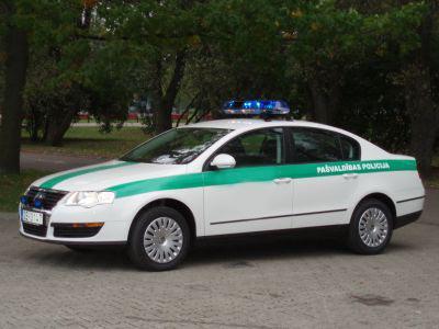 vw Passat b6 Autors: artursk2008 Policijas pravietošanas līdzeklis Latvija!