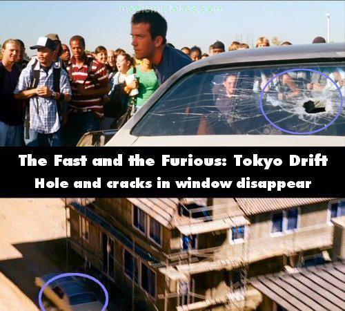 Plaisa logā mistiski pazūd... Autors: Senču Lācis Ātrs un Bez Žēlastības - Kļūdas (Fast & Furious)