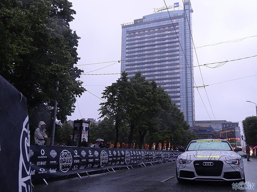 GUMBALL 3000 Rīga x Latvia | 01. 07. 2017.