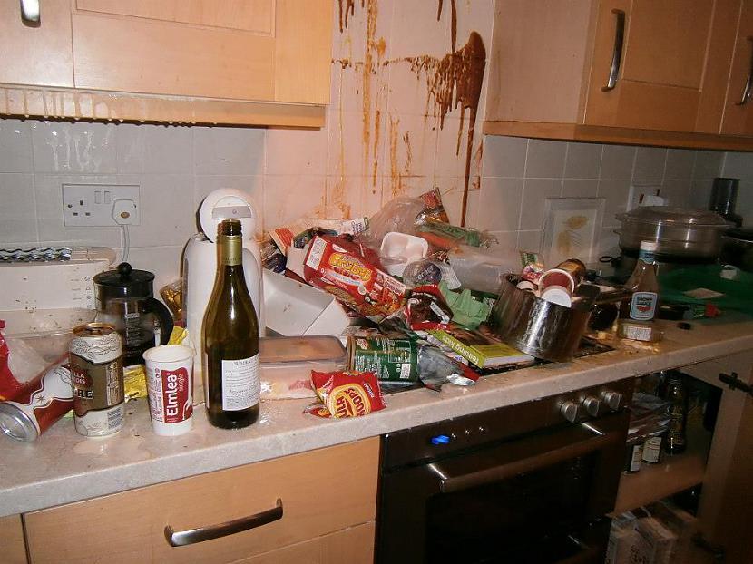 пьянка на кухне