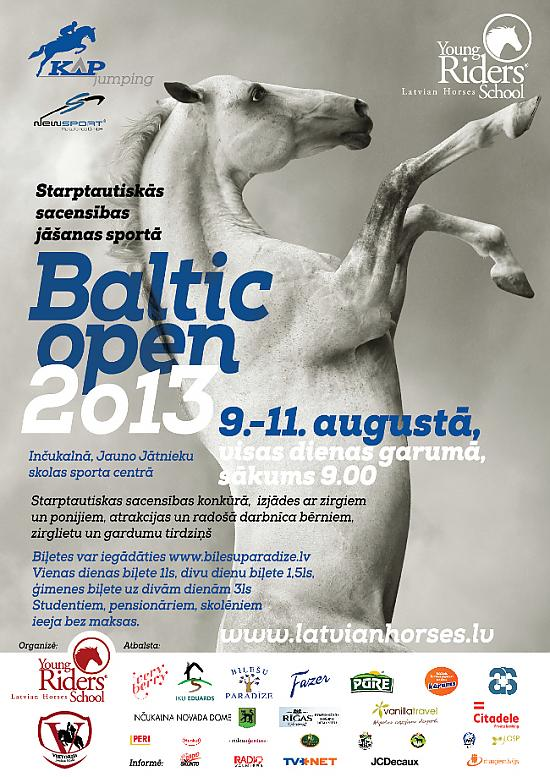 Baltic Open 2013