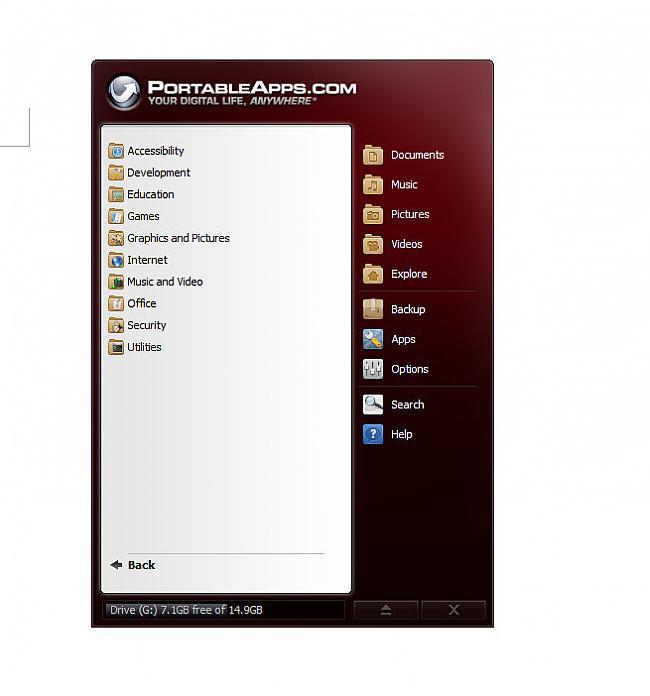 Portable Apps, kas tas pa zvēru ? - Spoki - bildes 2