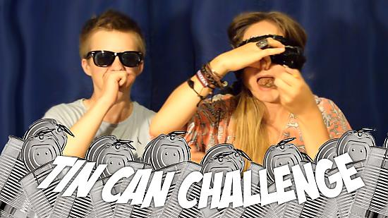 Tin Can Challenge!