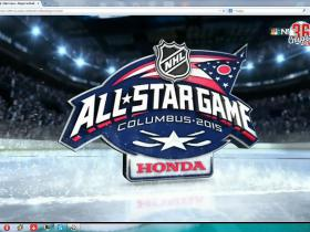 NHL All Star Game 2015