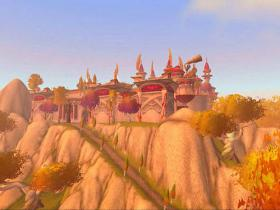Magister's Terrace - Isle of Quel'Danas - World of Warcraft