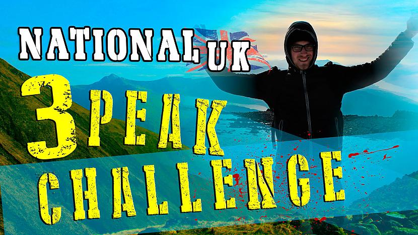 First one was Lake of... Autors: SundayWarriors Challenge accepted! |National UK 3 Peak Challenge!