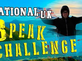 Challenge accepted! |National UK 3 Peak Challenge!