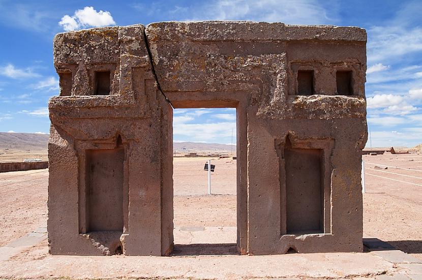 Saules vārtinbsp  Puerta del... Autors: Lestets Mistiskākie atradumi uz Zemes