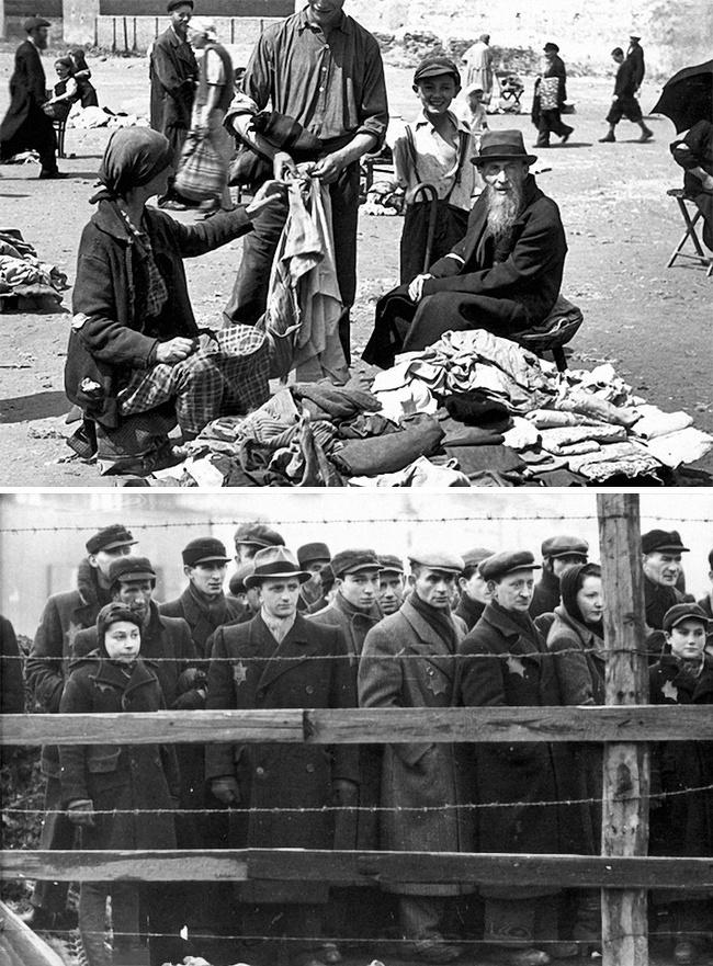 pictures from the holocaust - 650×881