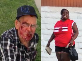 'Go back to your country!': Black Woman Arrested for Beating 92-year-old Man