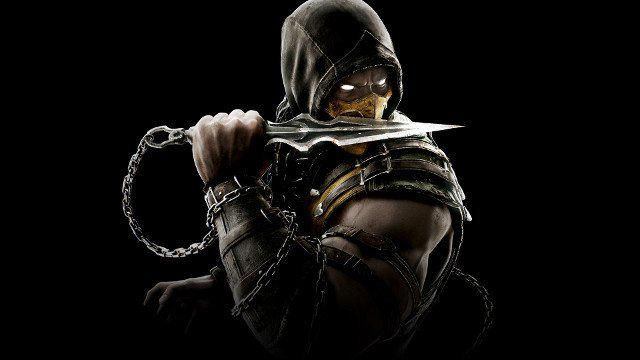 Autors: FSH Mortal Kombat X Final Round. Scorpion VS Erron Black FATALITY