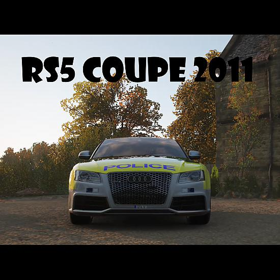 Forza Horizon 4: Audi RS5 Coupe 2011