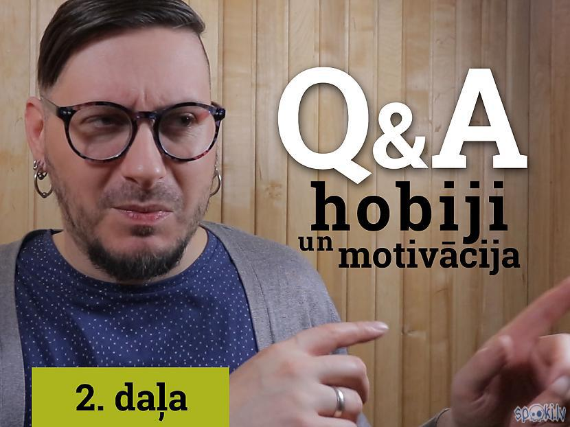 Autors: Ervīna video blogs Hobiji un motivācija