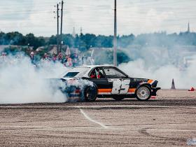 STREET PRO AM Daugavpils drift FESTIVAL - Latvian drift Gymkhana official event