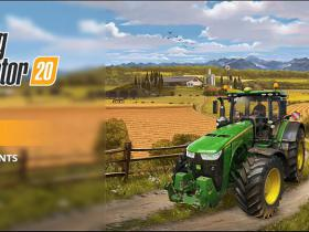 ''Farming Simulator 20'' mobile