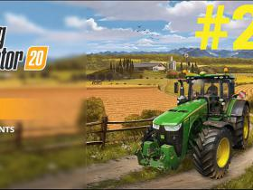 """Farming Simulator 20"" mobile #2"