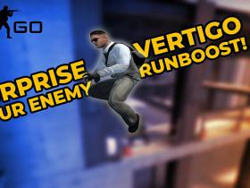 Vertigo run boost.
